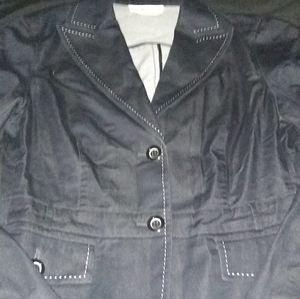 nice black suit jacket
